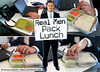 "Man Up Your Lunch – Packed Lunch Box Ideas for Men ► <a href=""http://bit.ly/1ekdpc2"">http://bit.ly/1ekdpc2</a><br /> Inspiration and links to packed meal ideas that are man-sized, husband-tested, and guy-friendly. Packed lunches are not just for kids!"