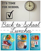 So what are you packing for school?  Nina of Lunches with Love had the first day covered.... only about 270 more packing days to go!!  MORE ► http://bit.ly/17fZJuT