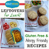 gluten and allergy free lunch box ideas with leftovers. Cook once and eat twice! Keeley McGuire Blog shows you how. DETAILS ► http://bit.ly/17oqYlf