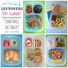 A week of leftovers in our lunch boxes.... looks good to me! From Keeley McGuire Blog: http://bit.ly/13XTWNl