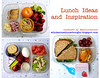 Lunch Ideas and Inspiration