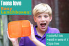 "Got Teens? Will they take a packed lunch box to school? Tips and ideas to get teenagers excited about packing lunches. ► <a href=""http://bit.ly/1cXZQCC"">http://bit.ly/1cXZQCC</a>"