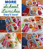 "What's in our lunch box: School lunches they'll love. Dani of Painting Sunny was so excited to share her kid's fave lunches, she didn't even wait till the end of the month to post her October round-up!<br /> DETAILS ► <a href=""http://bit.ly/1grb1Fe"">http://bit.ly/1grb1Fe</a>"