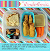 Wendy's got the whole week's worth of school lunches for her 2 boys up on her blog Wendolonia.  More great ideas HERE ►http://bit.ly/1ddQum5