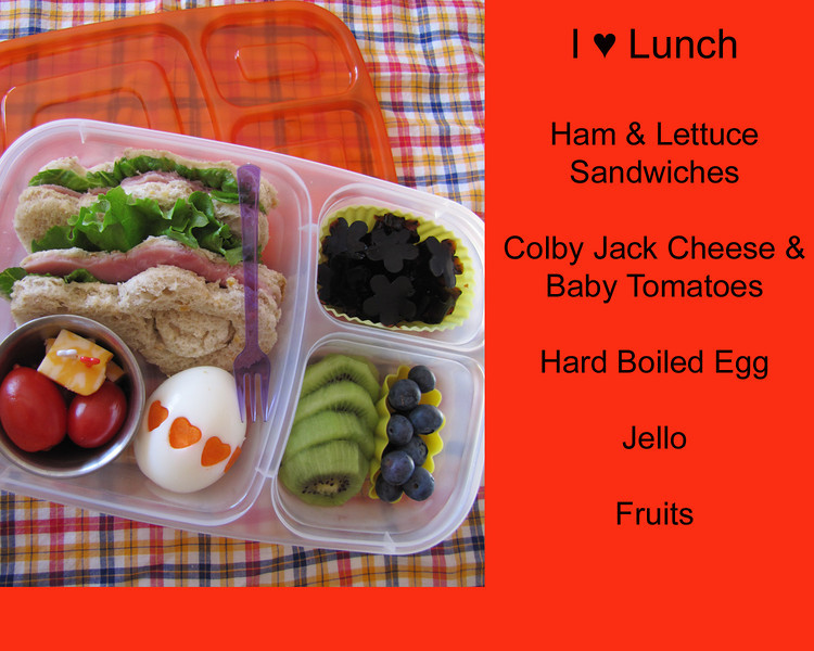 Yummy Lunch Box Gallery - Easy Lunch Boxes, Bento Lunches : Photo Keywords ...