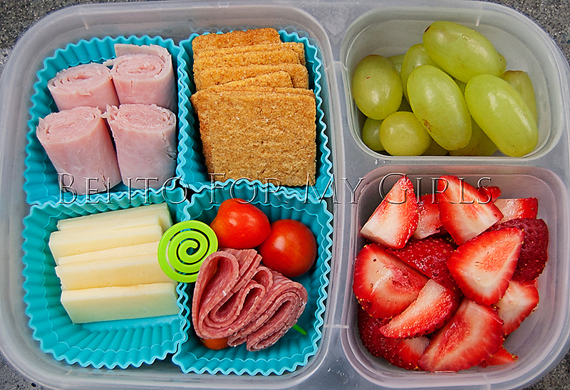 Home Made Is Easy Lunchbox Ideas