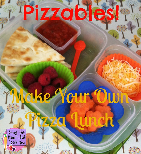 DETAILS HERE ► http://www.bitingthehandthatfeedsyou.net/2013/01/diy-pizza-lunchables-bento-school-lunch.html