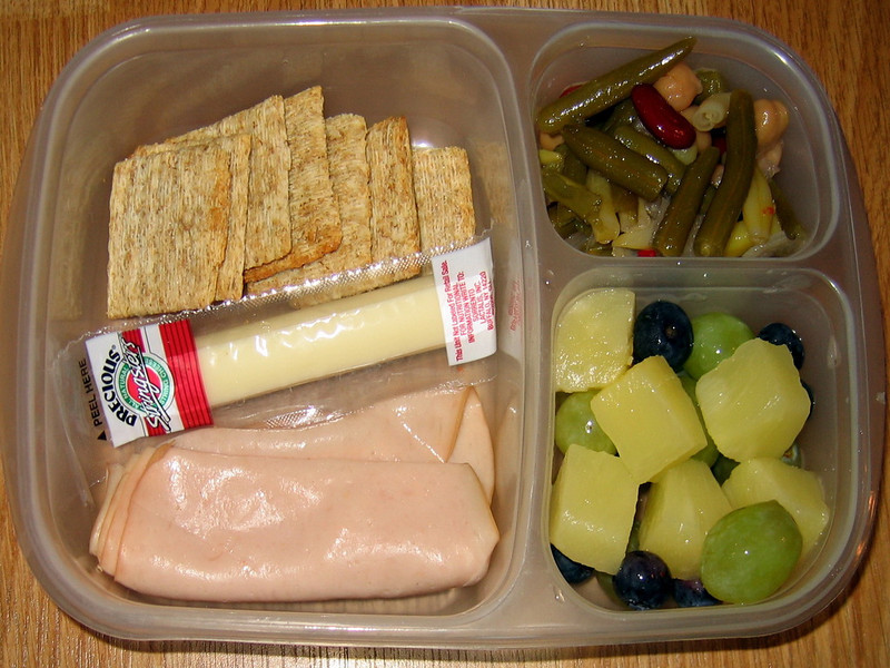 Much better than a Lunchable!