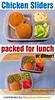Chicken Sliders Lunch Box
