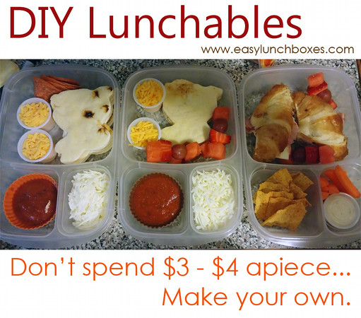 Lunchables for Less
