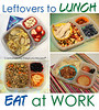 "Packing lunches for work? Here're some delicious ideas from Biting the Hand That Feeds You - these are the lunches Kendra packed for her husband to take to the office...<br /> DETAILS ► <a href=""http://bit.ly/19e4xae"">http://bit.ly/19e4xae</a>"