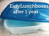 "How durable are EasyLunchboxes? How do they hold up after a year of use? DETAILS at A whole lot of Nothing: <a href=""http://bit.ly/XFwMZe"">http://bit.ly/XFwMZe</a>"