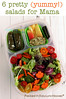 Salads for mom