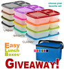 GIVEAWAY for EasyLunchboxes graphic